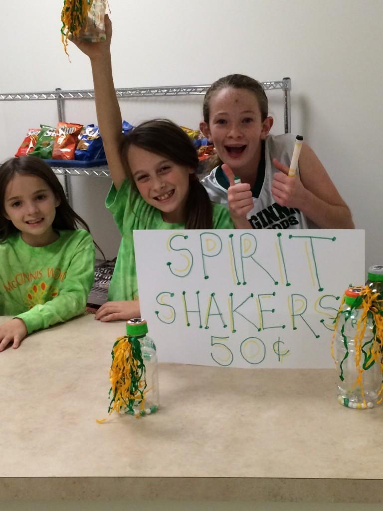 Spirit Shakers