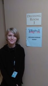 Drama Program at MCGW - Benny's Dressing Room