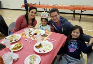 daycare preschool thanksgiving feast