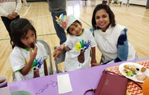 preschool in johns creek thanksgiving celebration