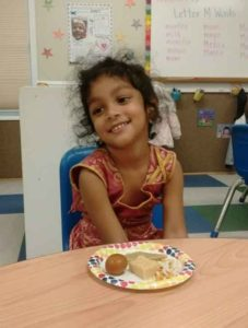 Preschool Thanksgiving Feast - Daycare and Childcare Fun