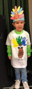 thanksgiving preschooler