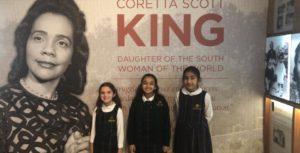 4th grade field trip to the freedom center coretta scott king