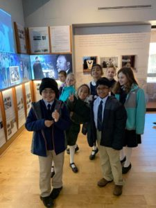 4th grade history field trip