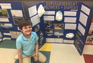 2019 Science Fair Elementary School