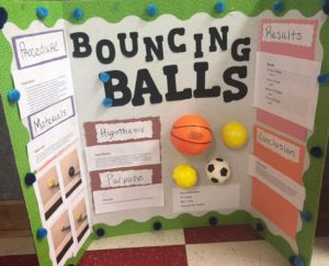2019 Science Fair Elementary School Students Johns Creek