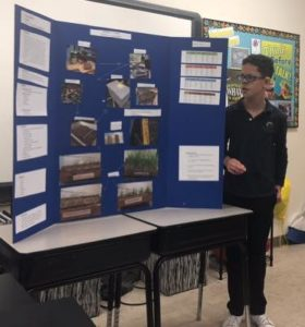 Middle Grades Students Science Fair Projects Alpharetta
