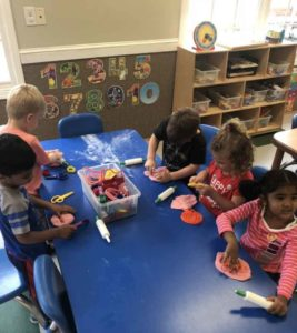 Preschool and Childcare classroom in Johns Creek GA