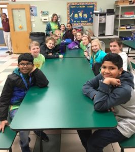4TH Grade Field Trip to Natures Classroom in Alabama