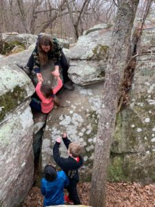 Climbing Natures Classroom Field Trip for 4th Graders