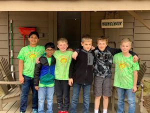 Field Trip 4TH Grade to Natures Classroom in Alabama