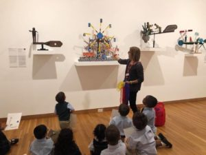 Pre-K Classes Field Trip to the High Museum of Art 2