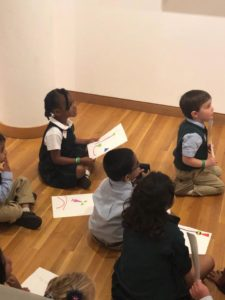 Pre-K Classes Field Trip to the High Museum of Art 3