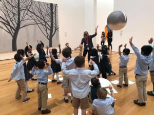 Pre-K Classes Field Trip to the High Museum of Art 4