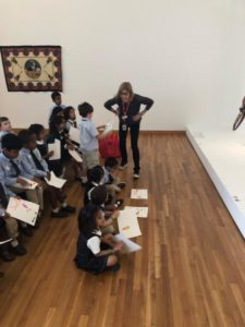 Pre-K Classes Field Trip to the High Museum of Art 5