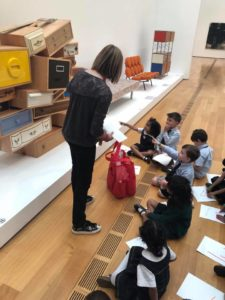 Pre-K Classes Field Trip to the High Museum of Art 6