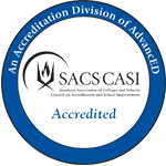 SACS CASI Accredited School