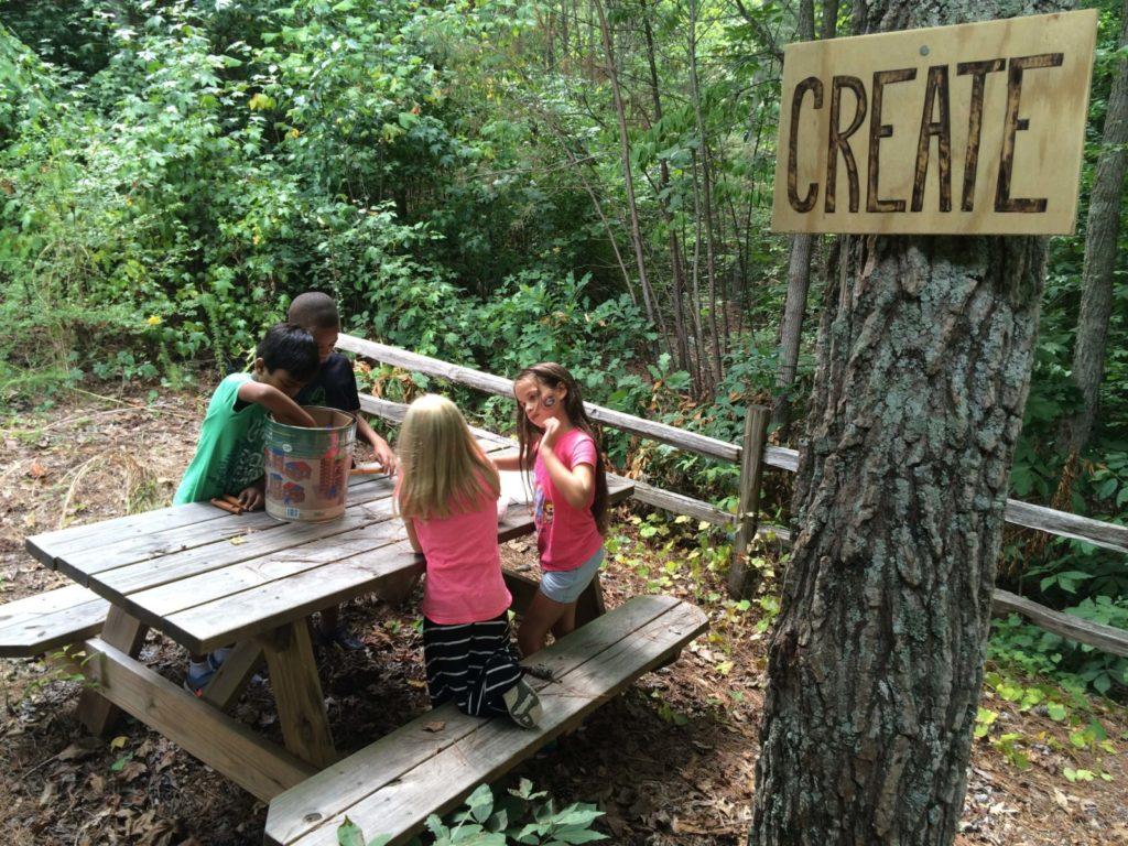 Super Nature Explore Certified Outdoor Classroom At Mcginnis Woods Uwap Interior Chair Design Uwaporg