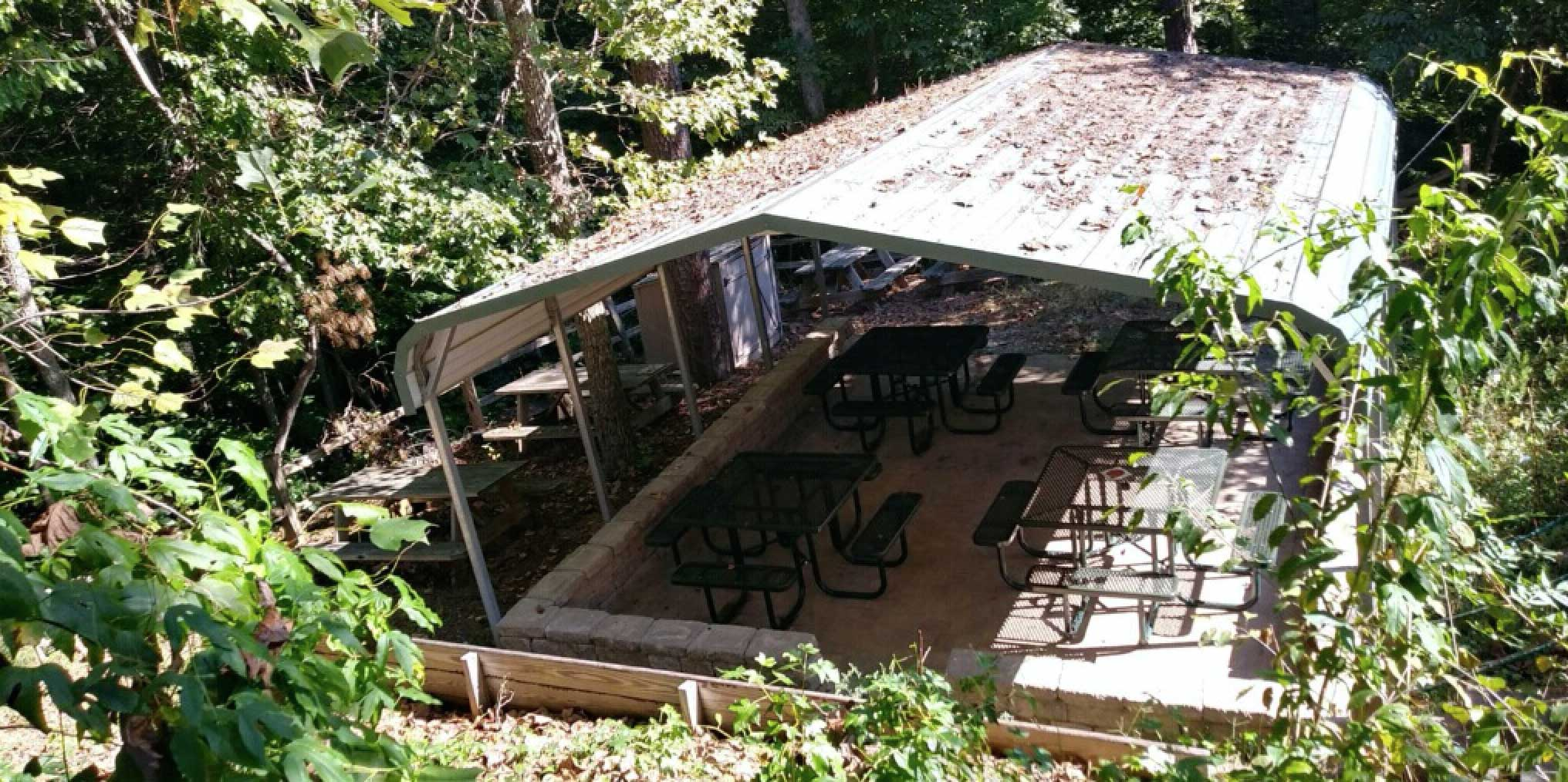 Outdoor Classroom and Gardens - Commitment to STEM