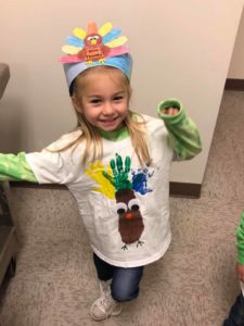 preschool in alpharetta thanksgiving celebration