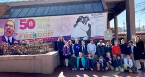 4th grade field trip to the freedom center