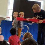 Preschool Activity for Dental Hygiene Week