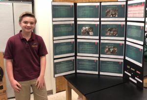 Johns Creek Middle School Students STEM Science Fair Projects