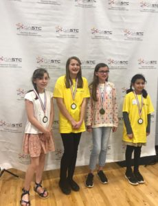 McGinnis Woods Students Compete in the Georgia State Technology Competition