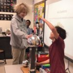 Middle School Students Science Fair Projects
