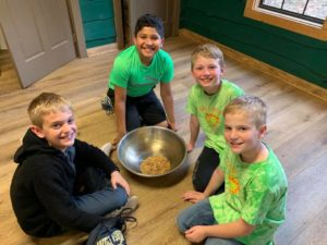 4th Graders visit Natures Classroom Field Trip