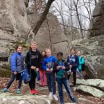 Hiking Natures Classroom Field Trip