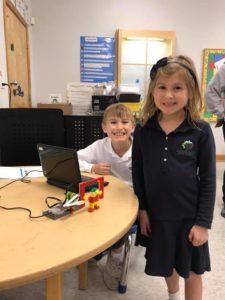 Lego Robotics Projects STEM Night