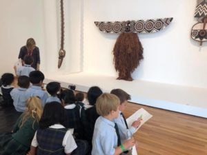 Pre-K Classes Field Trip to the High Museum of Art 7