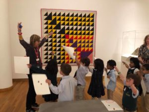 PreK Field Trip to the High Museum of Art