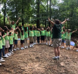1st Grade Field Trip to Gwinnett Environmental and Heritage Center