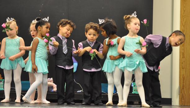 Preschool Ballet Recital