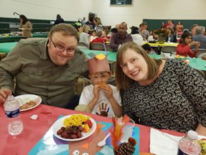 1st Grade Thanksgiving Feasts Alpharetta