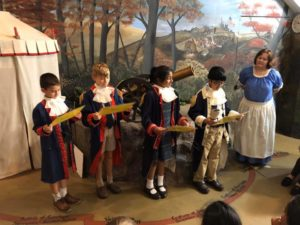 4th Grade History Field Trip to The Youth Museum - Johns Creek Private School