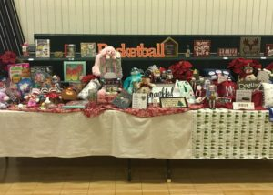 Holiday Shoppe preview table