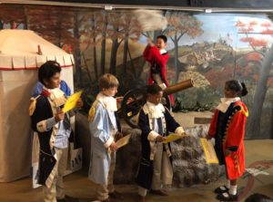 MCG Private School in Alpharetta takes students to The Youth Museum Field Trip