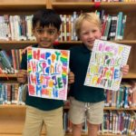 Pre K Students Learning Hispanic Heritage Month