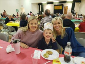 Thanksgiving Feast - Alpharetta Private School McGinnis Woods