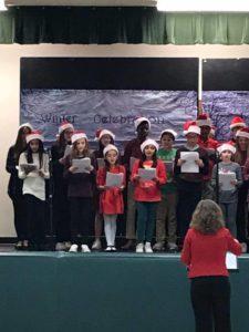 Alpharetta Chorus Concert at McGinnis Woods Private School