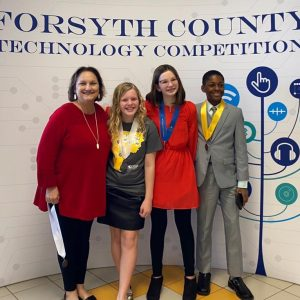 Forsyth County Regional Technology Competition