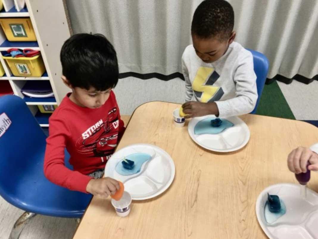 Preschool Pre-K Science Activities