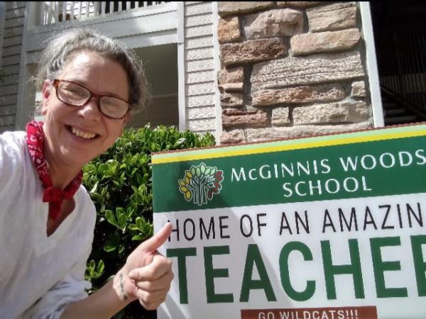 McGinnis Woods Preschool Teacher Ms. Angie
