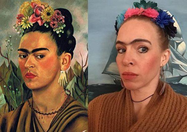 Ms Tanya's Frida