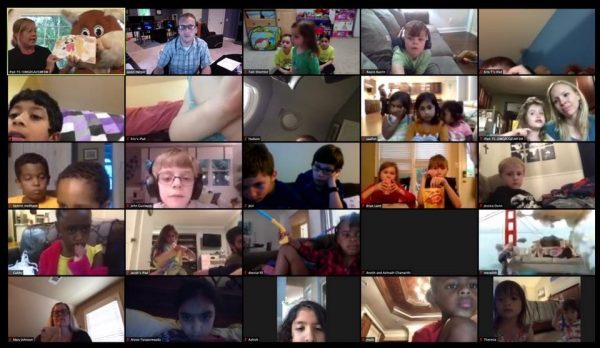 Virtual Zoom Open House