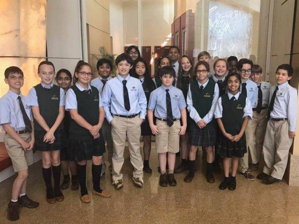 Back to School - Fall 2020 - Non-Parochial Private School McGinnis Woods