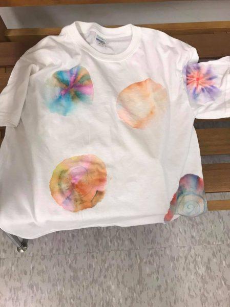 Chromatagraphy Tshirts